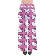 Hello Kitty Patterns Pants