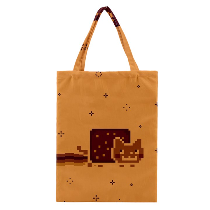 Nyan Cat Vintage Classic Tote Bag