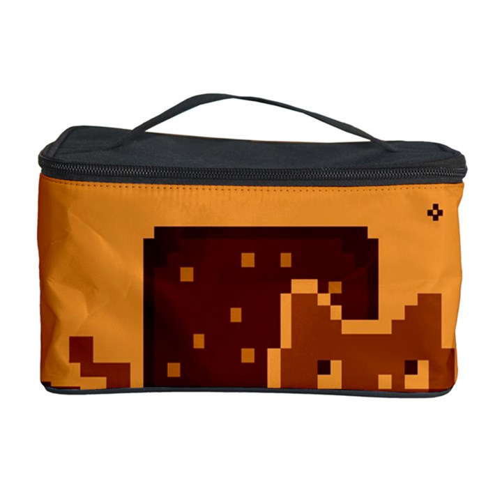 Nyan Cat Vintage Cosmetic Storage Case