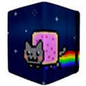 Nyan Cat Apple iPad 3/4 Flip Case View4