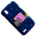 Nyan Cat HTC Desire V (T328W) Hardshell Case View5