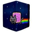 Nyan Cat Samsung Galaxy Tab 10.1  P7500 Flip Case View4