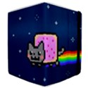 Nyan Cat Samsung Galaxy Tab 8.9  P7300 Flip Case View4