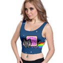 Nyan Cat Crop Top View1