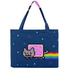 Nyan Cat Mini Tote Bag