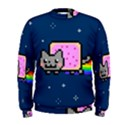 Nyan Cat Men s Sweatshirt View1