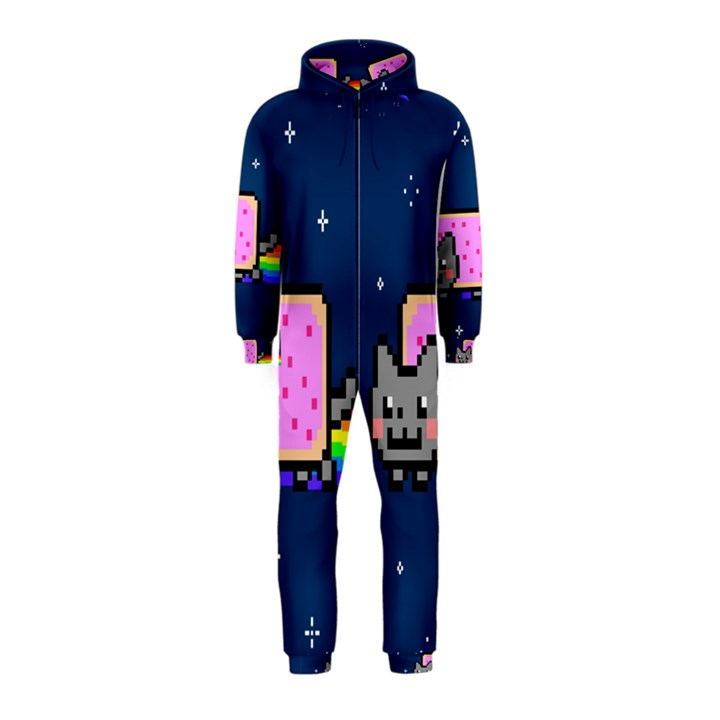 Nyan Cat Hooded Jumpsuit (Kids)