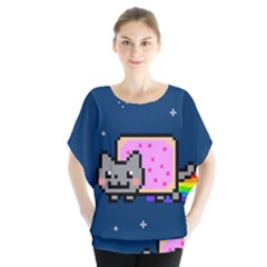 Nyan Cat Blouse