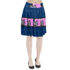 Nyan Cat Pleated Skirt