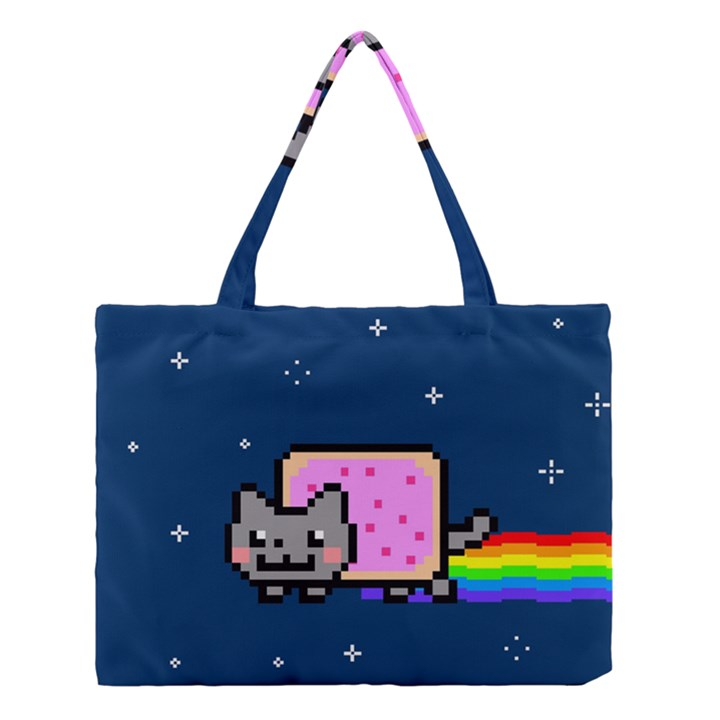 Nyan Cat Medium Tote Bag