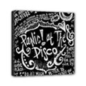 Panic ! At The Disco Lyric Quotes Mini Canvas 6  x 6  View1