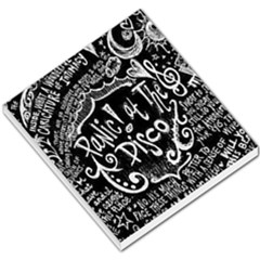 Panic ! At The Disco Lyric Quotes Small Memo Pads