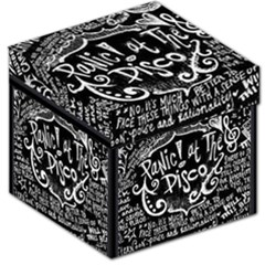 Panic ! At The Disco Lyric Quotes Storage Stool 12