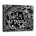 Panic ! At The Disco Lyric Quotes Deluxe Canvas 24  x 20   View1