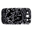 Panic ! At The Disco Lyric Quotes Samsung Galaxy S III Hardshell Case  View1