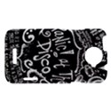 Panic ! At The Disco Lyric Quotes HTC One X Hardshell Case  View1