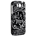 Panic ! At The Disco Lyric Quotes HTC Sensation XL Hardshell Case View2