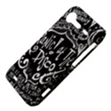 Panic ! At The Disco Lyric Quotes HTC Incredible S Hardshell Case  View4