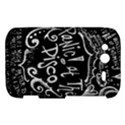 Panic ! At The Disco Lyric Quotes HTC Wildfire S A510e Hardshell Case View1
