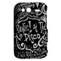 Panic ! At The Disco Lyric Quotes HTC Wildfire S A510e Hardshell Case View2