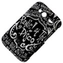 Panic ! At The Disco Lyric Quotes HTC Wildfire S A510e Hardshell Case View4