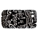 Panic ! At The Disco Lyric Quotes HTC Desire S Hardshell Case View1