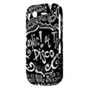 Panic ! At The Disco Lyric Quotes HTC Desire S Hardshell Case View3