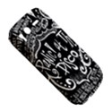Panic ! At The Disco Lyric Quotes HTC Desire S Hardshell Case View5
