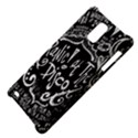 Panic ! At The Disco Lyric Quotes Samsung Infuse 4G Hardshell Case  View4