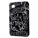 Panic ! At The Disco Lyric Quotes Samsung Galaxy Tab 7  P1000 Hardshell Case  View3