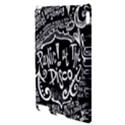 Panic ! At The Disco Lyric Quotes Apple iPad 2 Hardshell Case View3
