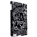Panic ! At The Disco Lyric Quotes Apple iPad 3/4 Hardshell Case View2