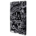 Panic ! At The Disco Lyric Quotes Apple iPad 3/4 Hardshell Case View3
