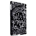 Panic ! At The Disco Lyric Quotes Apple iPad 3/4 Hardshell Case (Compatible with Smart Cover) View2