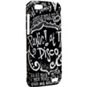 Panic ! At The Disco Lyric Quotes HTC One V Hardshell Case View2
