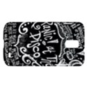 Panic ! At The Disco Lyric Quotes Samsung Galaxy S II Skyrocket Hardshell Case View1