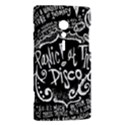 Panic ! At The Disco Lyric Quotes Sony Xperia ion View2