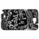 Panic ! At The Disco Lyric Quotes Samsung Galaxy Note 2 Hardshell Case View1