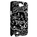 Panic ! At The Disco Lyric Quotes Samsung Galaxy Note 2 Hardshell Case View2