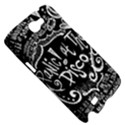 Panic ! At The Disco Lyric Quotes Samsung Galaxy Note 2 Hardshell Case View5