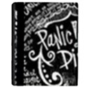 Panic ! At The Disco Lyric Quotes Apple iPad 2 Flip Case View3