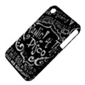 Panic ! At The Disco Lyric Quotes Apple iPhone 3G/3GS Hardshell Case (PC+Silicone) View4