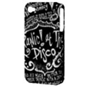 Panic ! At The Disco Lyric Quotes Apple iPhone 4/4S Hardshell Case (PC+Silicone) View3