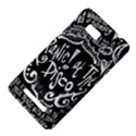 Panic ! At The Disco Lyric Quotes HTC One SU T528W Hardshell Case View4