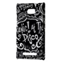Panic ! At The Disco Lyric Quotes HTC 8X View3