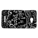 Panic ! At The Disco Lyric Quotes HTC Butterfly X920E Hardshell Case View1