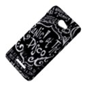 Panic ! At The Disco Lyric Quotes HTC Butterfly X920E Hardshell Case View4