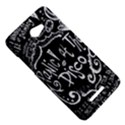 Panic ! At The Disco Lyric Quotes HTC Butterfly X920E Hardshell Case View5