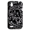 Panic ! At The Disco Lyric Quotes HTC Desire V (T328W) Hardshell Case View2