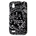 Panic ! At The Disco Lyric Quotes HTC Desire V (T328W) Hardshell Case View3